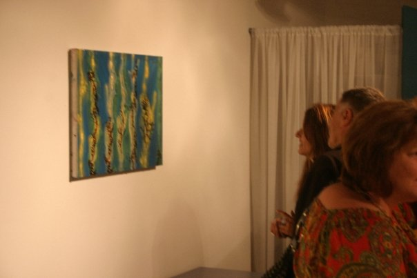 Unique Techniques Art Opening The Whole 9 Gallery October 25th, 2009