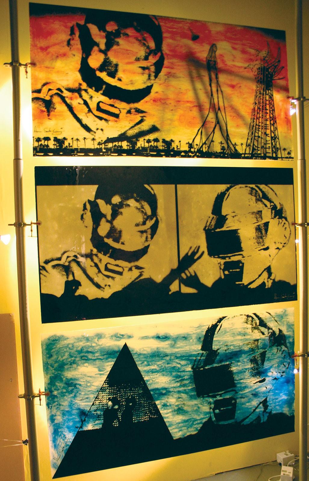 Daft Punk Triptych, 2006