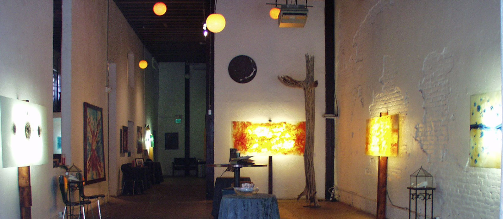 Inshallah Gallery Los Angeles 2005