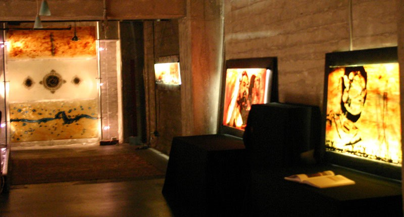 The Vault 101 Gallery 2008